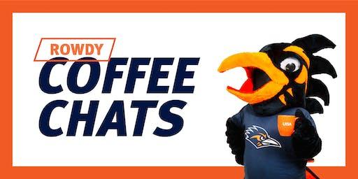 Rowdy Coffee Chats - Houston (Greenway Plaza)