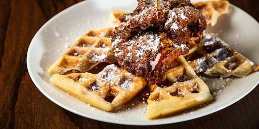 Lunch 'n' Learn: Chicken 'n' Waffles