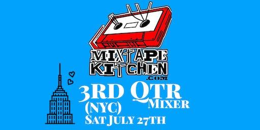 Media Kitchen 3rd Quarter Mixer (NYC)