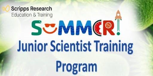 Junior Scientist Training Program: Life around Us