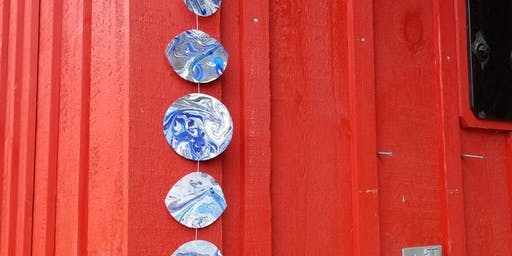 Wine'd Down: Moon Phase Wall Hanging