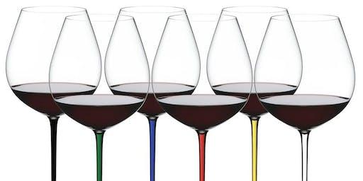 New World Pinot Noir Dinner