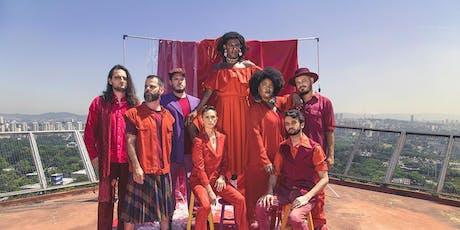 Liniker e os Caramelows en Barcelona entradas