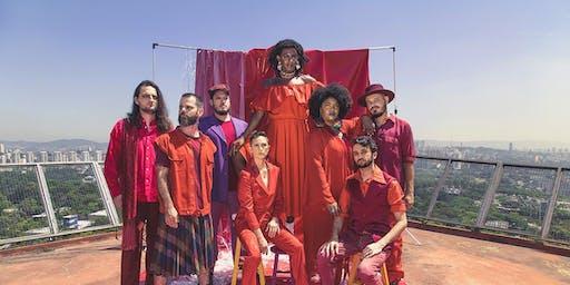 Liniker e os Caramelows en Barcelona
