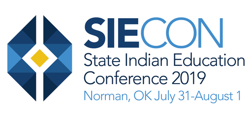 2019 State Indian Education Conference (SIECON)