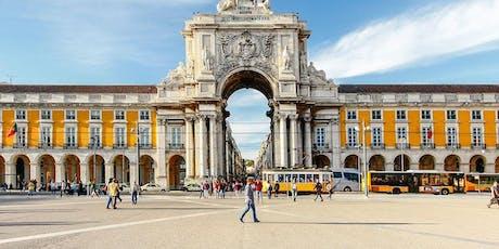 Lisbon Free Walking Tour bilhetes