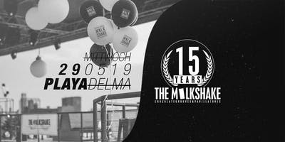 15 Jahre THE MILKSHAKE + Summeropening