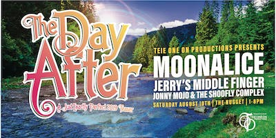 """Moonalice, Jerry's Middle Finger, and Jonny Mojo & Friends celebrating """"The Day After"""""""