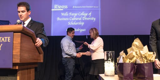 College of Business Scholarship Awards Luncheon 2019