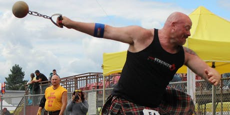 Sicamous Strength Festival   tickets