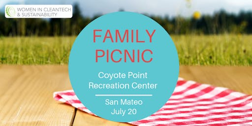 Women in Cleantech: Family picnic