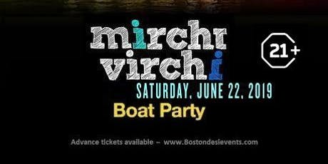 Mirchi Boat Party - Bollywood | Bhangra |Remixes  June 22nd 2019 tickets