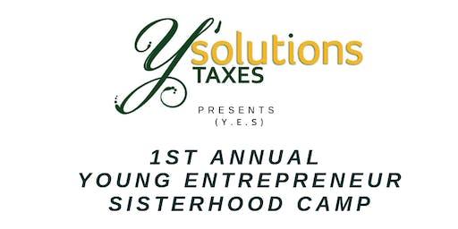 Y' Solutions Entrepreneur Summer Camp