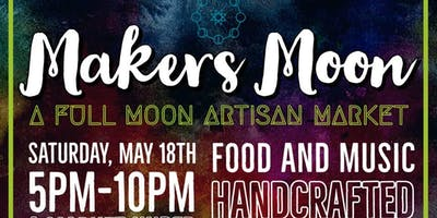 Makers Moon Market at Archaic Revival Collective