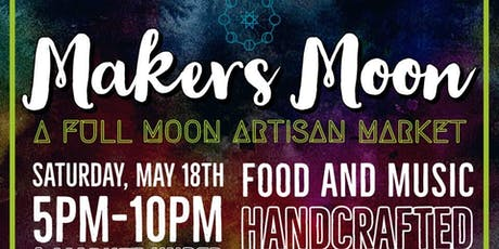 Makers Moon Market at Archaic Revival Collective tickets