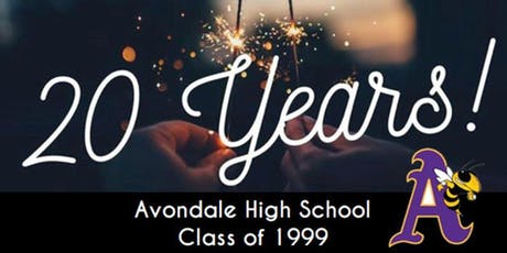 Avondale High School Class of 1999 Reunion tickets