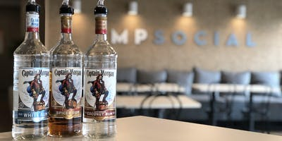 Captain Morgan Cocktail Class at MP Social