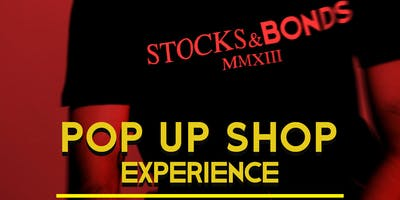 Stocks&Bonds Spring/Summer'19 Pop-Up Experience