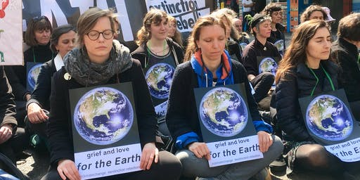 The Time is Now: Workshop 4 Faith based non-violent direct action for the climate - Jewish, Buddhist and Christian perspectives