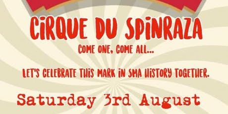 Cirque du Spinraza tickets