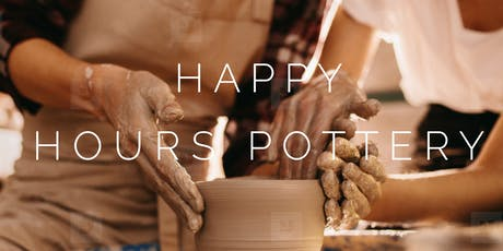 Happy Hours Pottery for Adults tickets