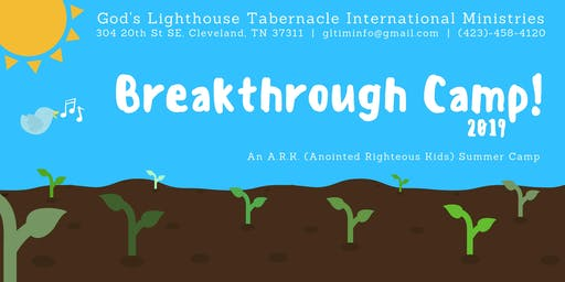 Breakthrough Camp!