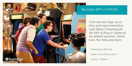 BUMBLE BFF Events   Eventbrite