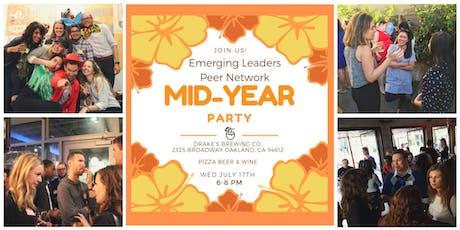 Emerging Leaders Peer Network Mid-Year Party tickets