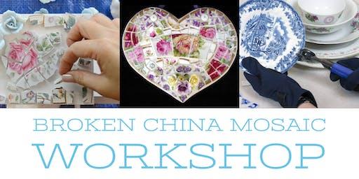 Mosiac Art Workshop