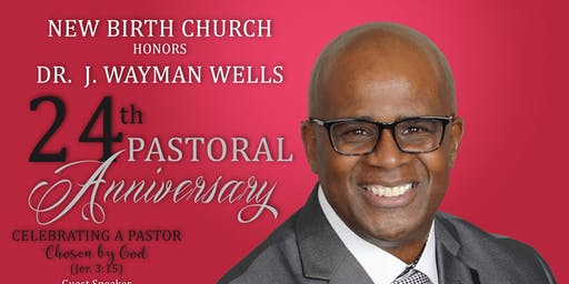 24th Pastoral Anniversary