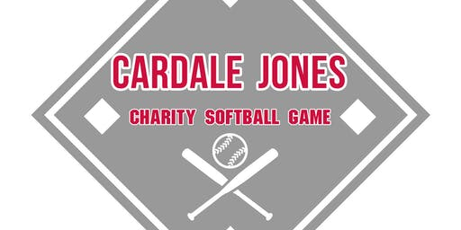 CARDALE JONES CHARITY SOFTBALL GAME