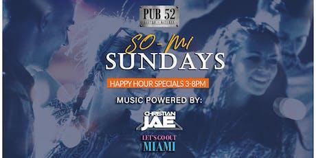 So-Mi Sundays - Eat, Drink & Socialize!  tickets