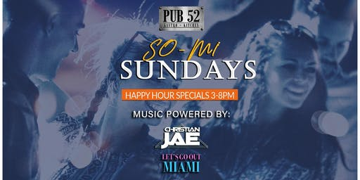 So-Mi Sundays - Eat, Drink & Socialize!