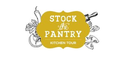 Stock the Pantry Kitchen Tour