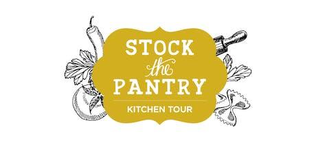 Stock the Pantry Kitchen Tour tickets
