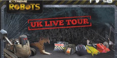 Extreme Robots - Portsmouth (Show 1) tickets