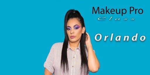 Makeup Pro Class Orlando/ Clarissa Mercado The Agency, LLC.