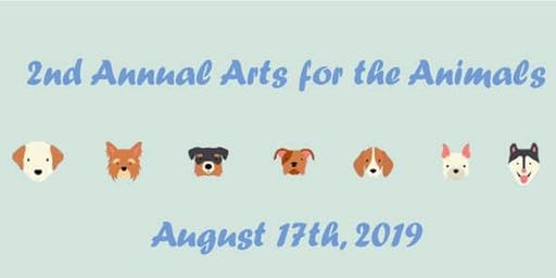 2nd Annual Arts for the Animals