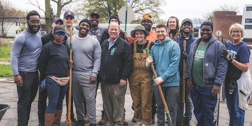 NW Goldberg Cares: Neighborhood Clean Up