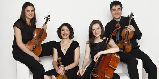 Tokai String Quartet with Catherine Cosbey and Andréa Tyniec