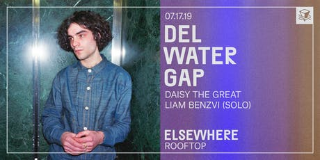 Del Water Gap @ Elsewhere (Rooftop) tickets