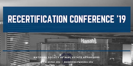 2019 Recertification Conference