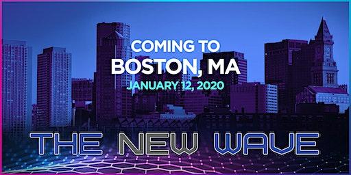 The New Wave Movement - Boston, MA