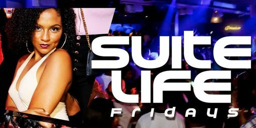 Big Tigger Hosts Suite Life Fridays at Suite Lounge - RSVP NOW