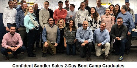 Sandler Sales 2-Day Boot Camp (Woburn) tickets