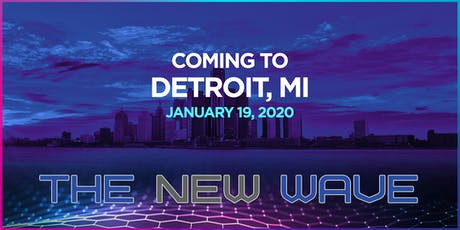 The New Wave Movement - Detroit tickets