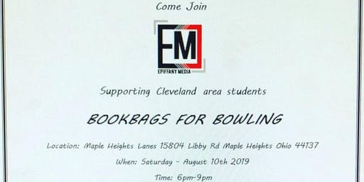 Bookbags for Bowling