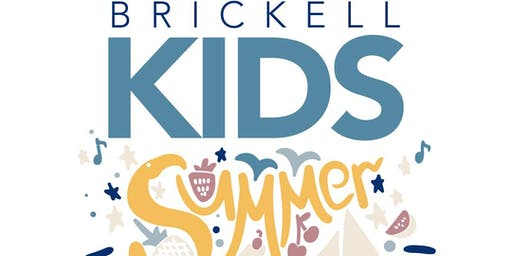 Brickell Kids Summer Series