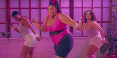JUICE: Learn the dance to Lizzo'***** in 7 weeks & perform at a packed club!