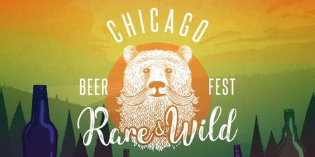 Chicago Rare and Wild Beer Fest tickets